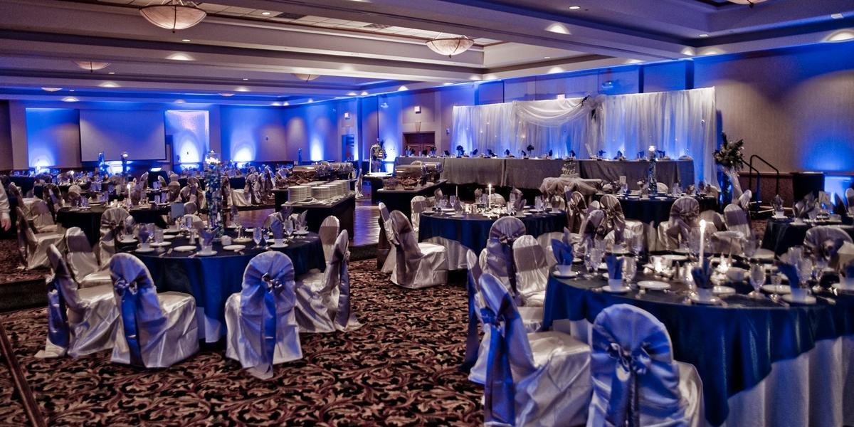 Embassy Suites Columbus Dublin Weddings