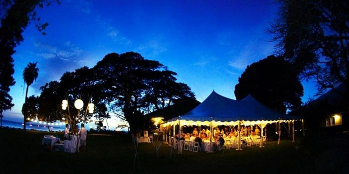 Olowalu Plantation House wedding venue picture 1 of 8 - Photo by: Blue Sky Weddings