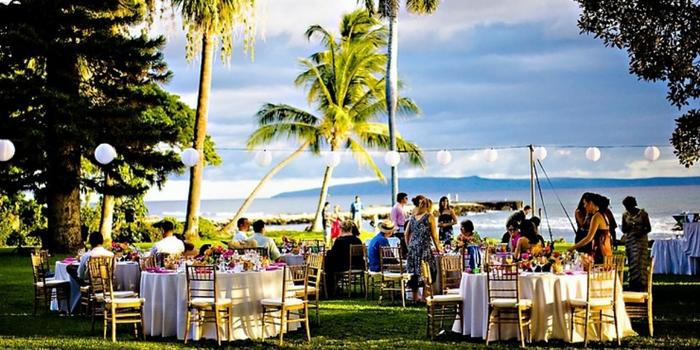 Olowalu Plantation House wedding venue picture 4 of 8 - Photo by: Jessica Strickland Photography