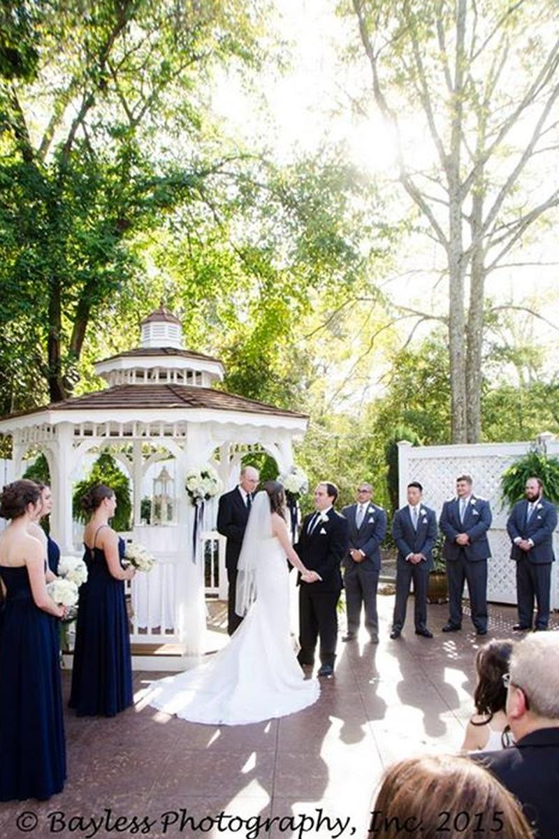Roswell Founders Hall Wedding Venue Picture 6 Of 8 Photo By Bayless Photography