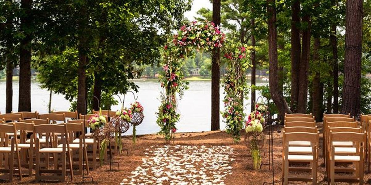 The ritz carlton reynolds lake oconee weddings for Forest hill wedding venue