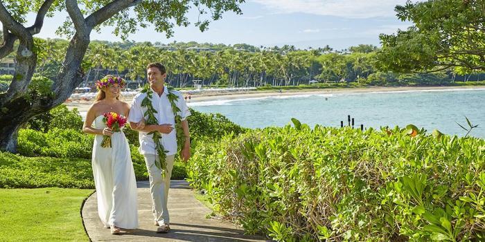 Mauna Kea Beach Hotel Wedding Mini Bridal
