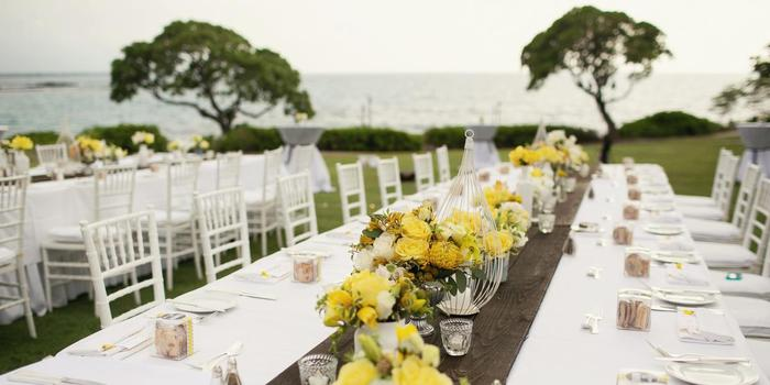 Mauna Kea Beach Hotel wedding venue picture 1 of 14 - Photo by: Ruth Ann Photography