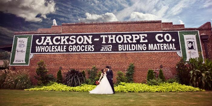 The Cotton Warehouse wedding venue picture 1 of 8 - Photo by: Blume Photography