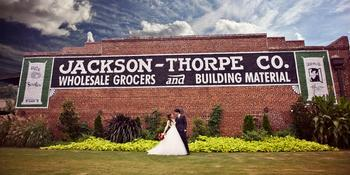 The Cotton Warehouse Weddings in Monroe GA