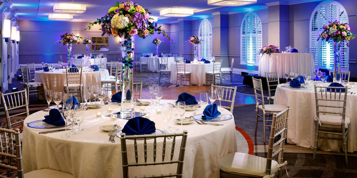 Sheraton Suites Cypress Creek Fort Lauderdale Weddings