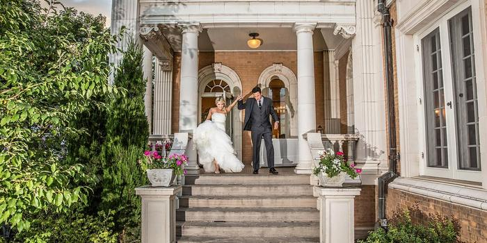 The Grant-Humphreys Mansion wedding venue picture 3 of 8 - Photo by: David Guo Photography