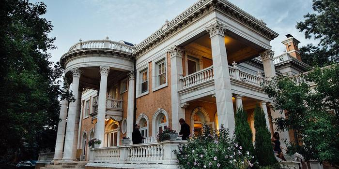 The Grant-Humphreys Mansion wedding venue picture 2 of 8 - Photo by: David Guo Photography