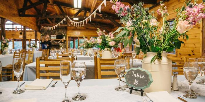 Timber Lake Camp wedding venue picture 15 of 16 - Provided by: Timber Lake Camp