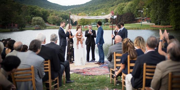 Timber Lake Camp wedding venue picture 5 of 16 - Photo by: Sarah Boisjoli