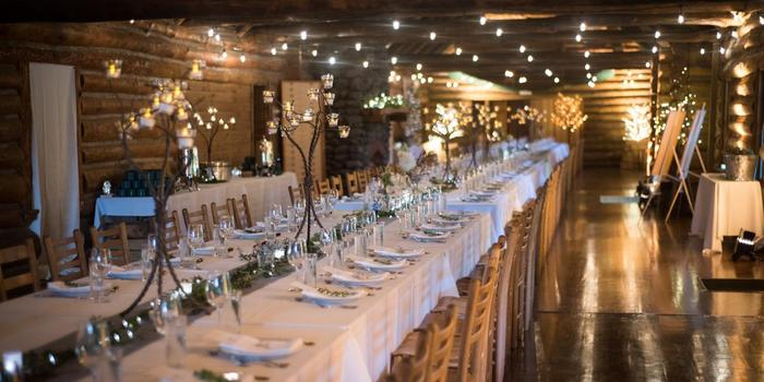 Timber Lake Camp wedding venue picture 12 of 16 - Event Design/Planning: Marjorie Hays, Lighting : LNJ Tech Services, Reception Rentals: Durants Party Rentals