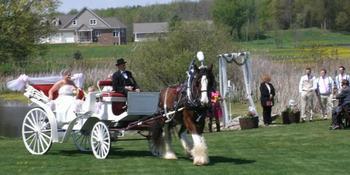 Good Tymes Barn weddings in Melvin MI