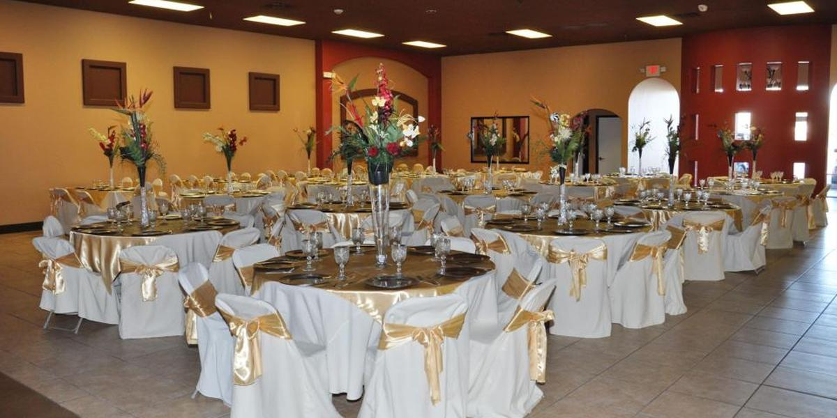 Get Prices For Wedding Venues In: Yesenias Reception Hall Weddings