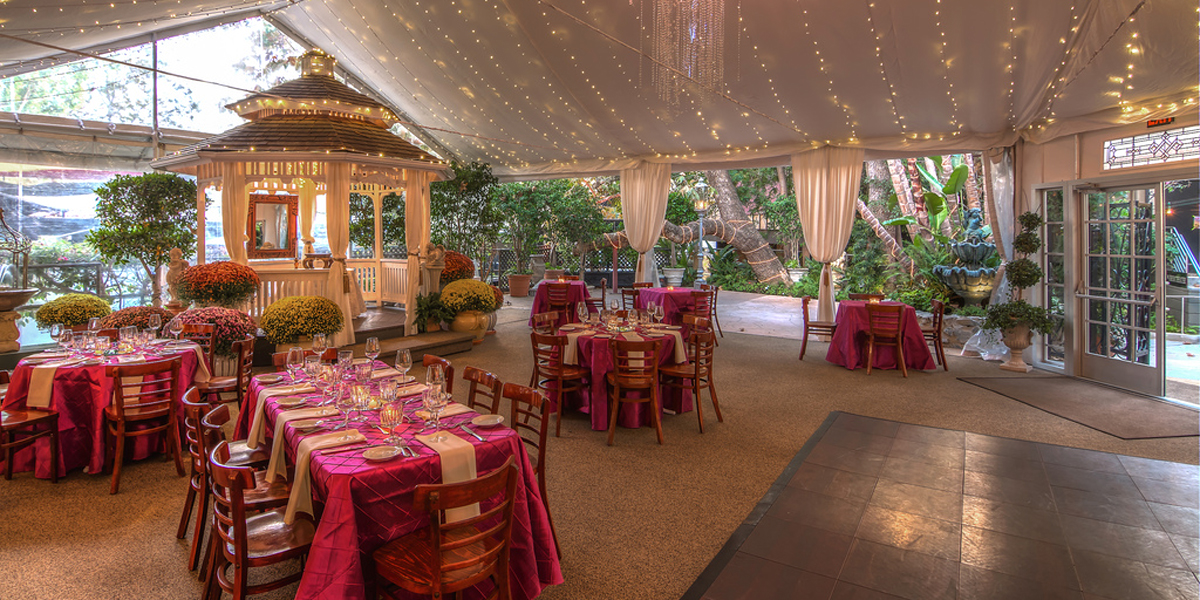 Tivoli Terrace Weddings