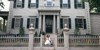 Aldrich House weddings in Providence RI