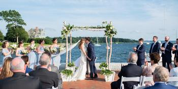 Herreshoff Marine Museum weddings in Bristol RI