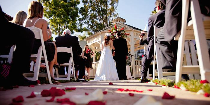 Los Serranos Country Club wedding venue picture 2 of 16 - Photo by: Full Spectrum Photography