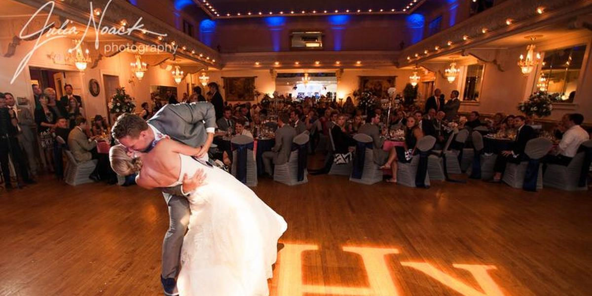 Mahler Ballroom Weddings