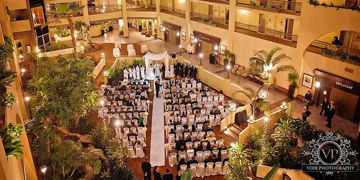 Embassy Suites By Hilton Seattle North Lynnwood Weddings