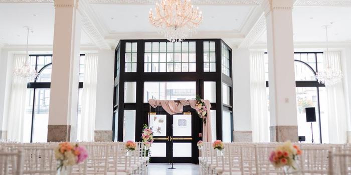 The Ballroom at Providence G wedding Providence/Northern Rhode Island