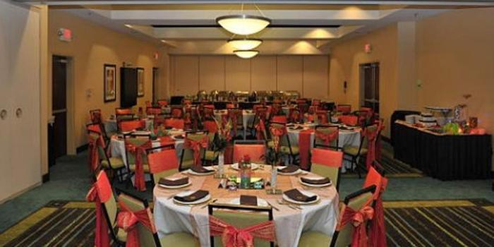 Holiday Inn St. Louis Fairview Heights wedding St. Louis