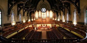 Fort Street Presbyterian Church weddings in Detroit MI