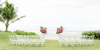 Loulu Palm weddings in Haleiwa HI