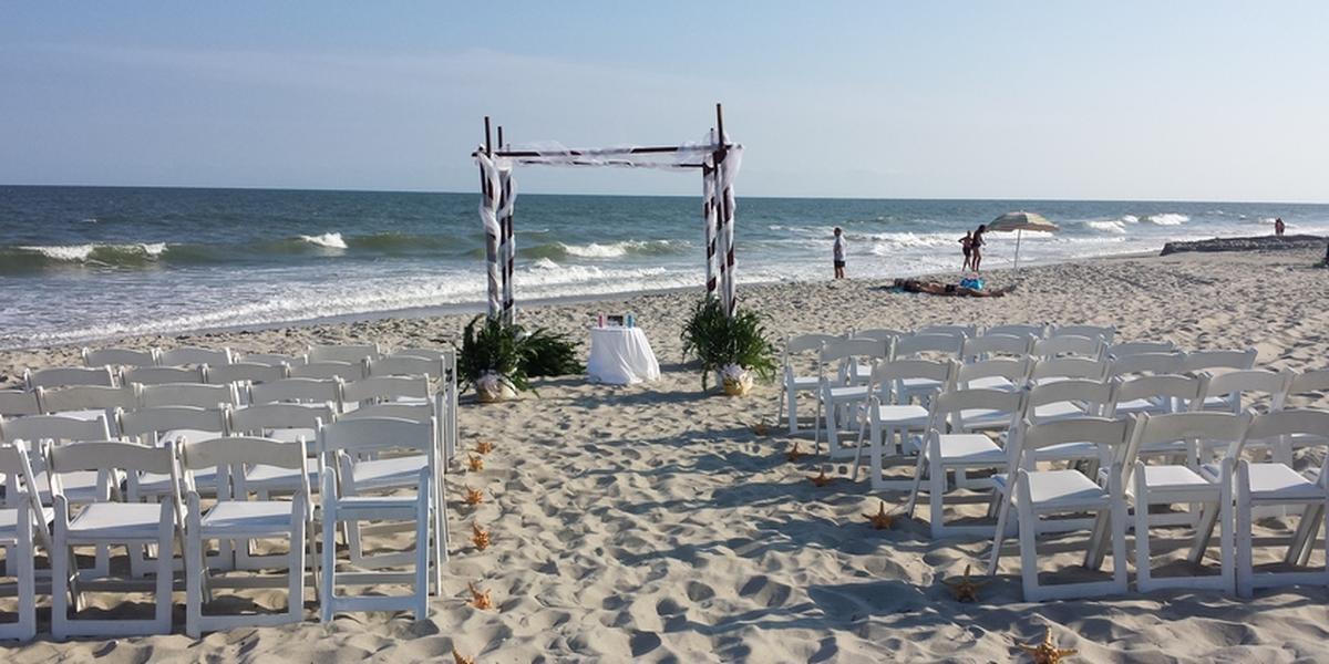 South Carolina Beach Wedding Packages – Mini Bridal