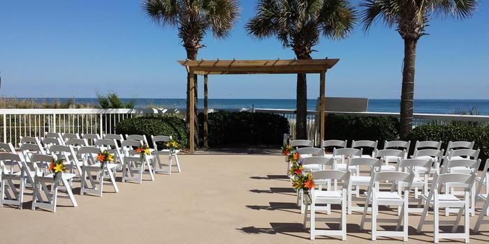 Holiday Inn Oceanfront wedding venue picture 4 of 8 - Provided by: Holiday Inn Oceanfront