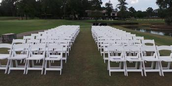 River Plantation Country Club weddings in Conroe TX
