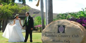 Honolulu Country Club weddings in Honolulu HI