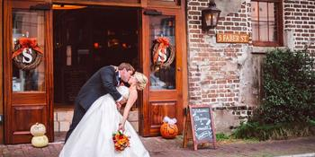 No. 5 Faber weddings in Charleston SC