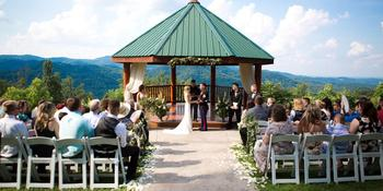 The Lodge at Brothers Cove weddings in Sevierville TN