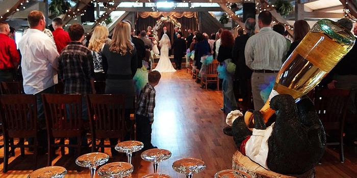 The Barn Event Center of the Smokies wedding venue picture 1 of 8 - Provided by: The Barn Event Center of the Smokies