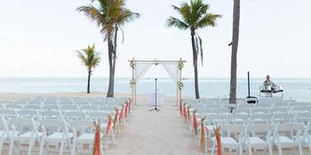 Postcard Inn Beach Resort & Marina weddings in Islamorada FL