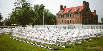 South Union Shaker Village weddings in Auburn KY