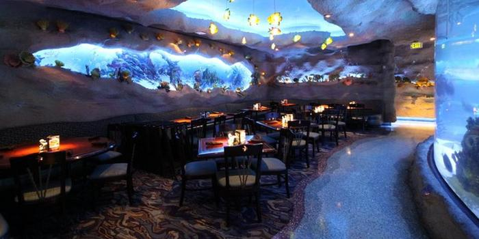 The Nautilus Ballroom At The Houston Downtown Aquarium