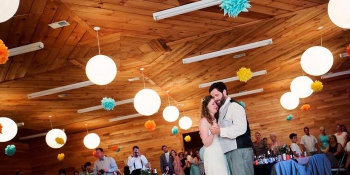 The Cliffview Reception Hall wedding Lexington