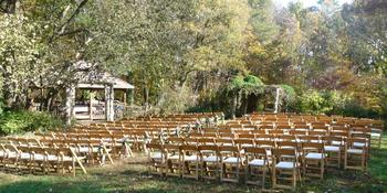 Ijams Nature Center weddings in Knoxville TN