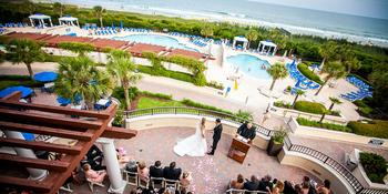The Ocean Club at Grand Dunes Weddings in Myrtle Beach SC