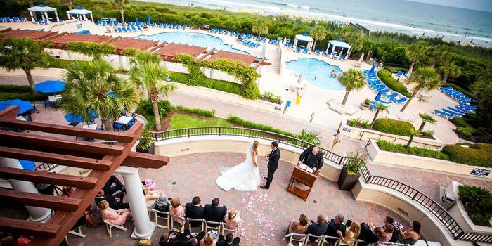 The Ocean Club At Grand Dunes Weddings