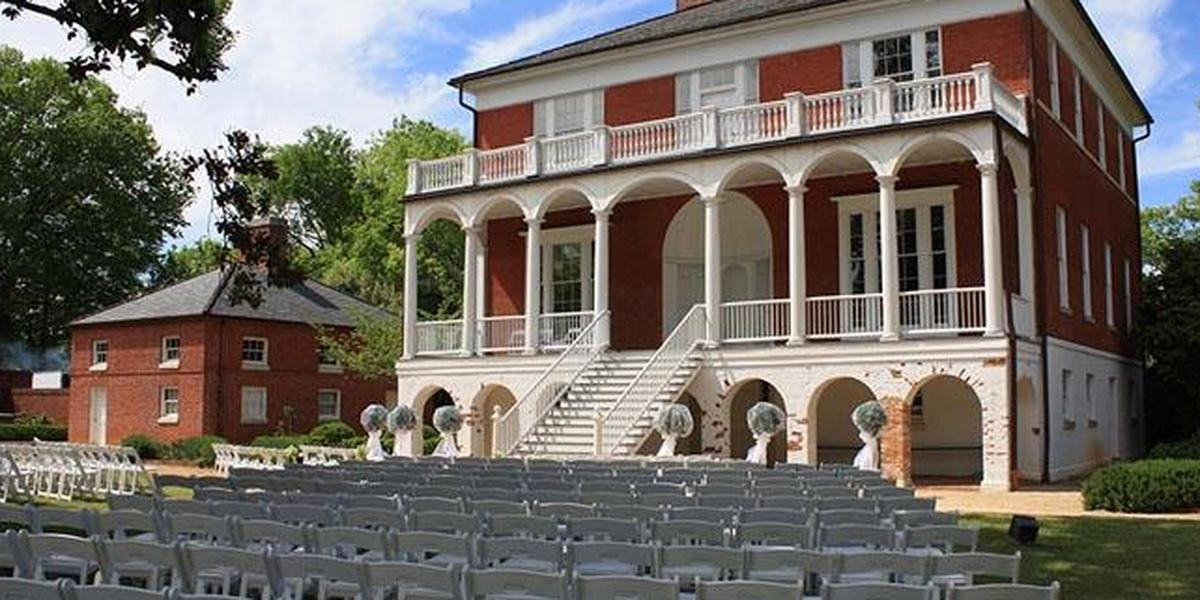robert mills carriage house and gardens weddings in columbia sc
