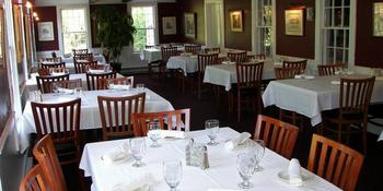 Sun Tavern Restaurant weddings in Duxbury MA