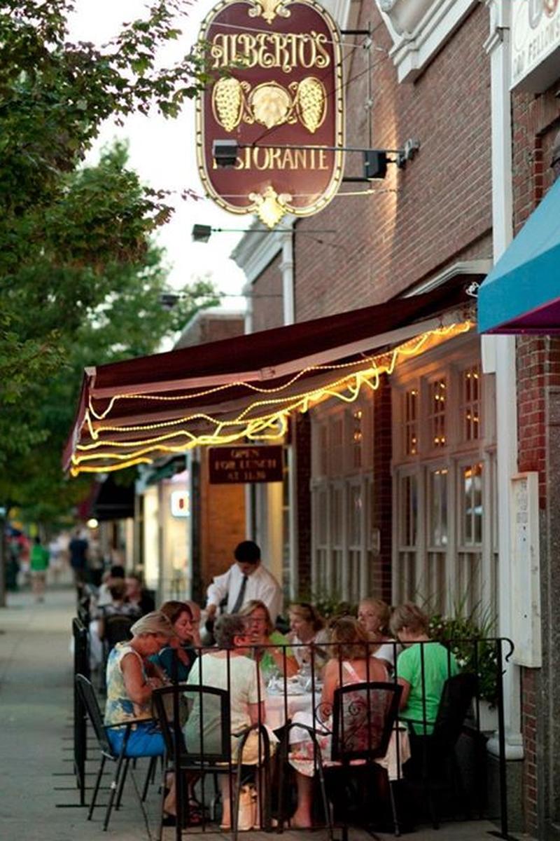 100 Restaurants On Cape Cod Ma