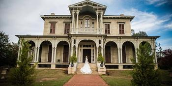 Jemison-Van de Graaff Mansion weddings in Tuscaloosa AL