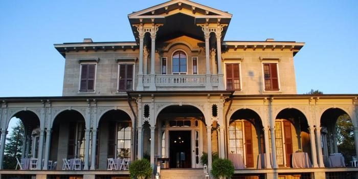 Stylish Outdoor Wedding Reception Venues Near Me 16 Cheap: Jemison-Van De Graaff Mansion Weddings