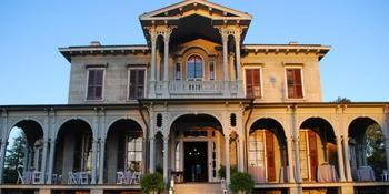 Jemison-Van de Graaff Mansion weddings in Tuscaloosa AL