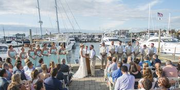 Newport Yachting Center weddings in Newport RI