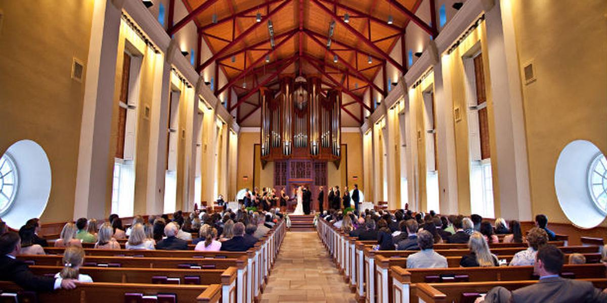Charles E Daniel Memorial Chapel Weddings In South Carolina Sc
