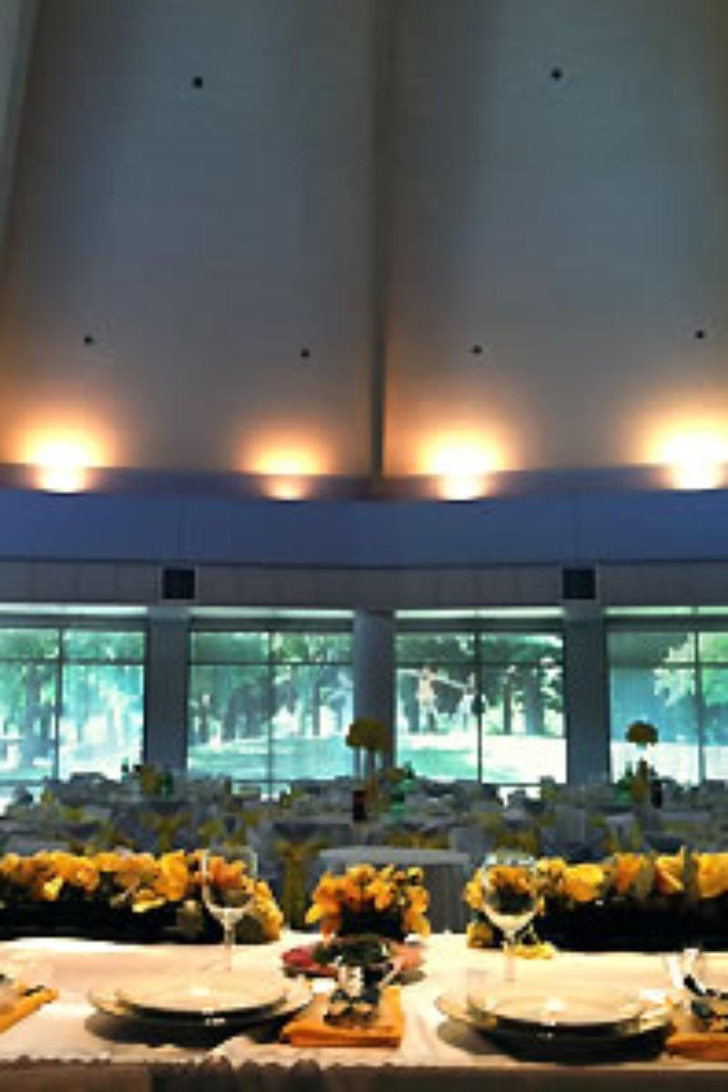 San Ramon Community Center wedding venue picture 2 of 7 - Provided by: San Ramon Community Center